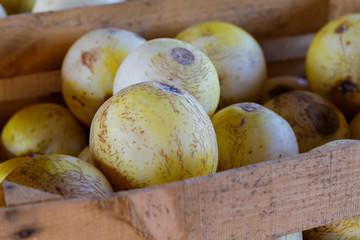 Fresh Sprite Melons