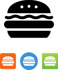 Hamburger Icon - Illustration