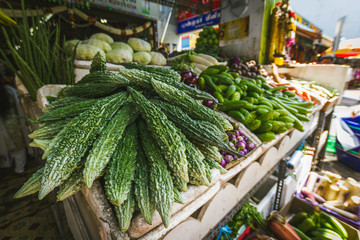 Veggies in Little India