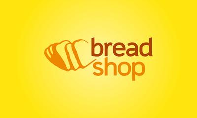 bread shop, logo design, bakery logo, bakery item, vector, logo design, for bakery, design template, bread, breakfast, shop, food