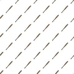 Baseball bat pattern