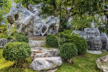 Pattaya Stone Garden.
