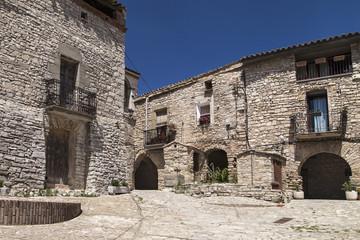 Medieval Village of Montfalco Murallat
