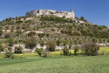 Walled Village of Vergos Guerrejat