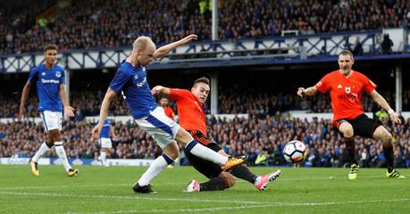 Europa League - Everton vs MFK Ruzomberok - Third Qualifying Round First Leg