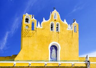 Fototapete - Tower of Convento de San Antonio de Padua