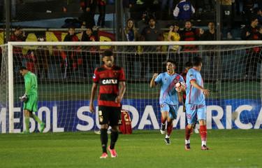 Football Soccer - Argentina's Arsenal v Brazil's Sport Recife – Copa Sudamericana