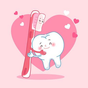love teeth and floss
