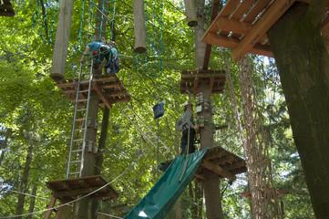 Climbing park