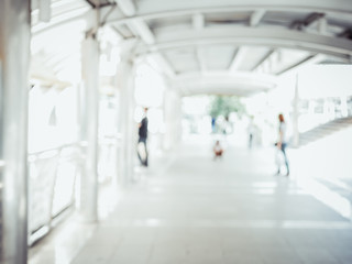 Abstract blurred path way for way,success,technology background