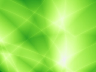 Burst energy abstract template green background