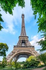 Wall Mural - Eiffelturm in Paris, Frankreich
