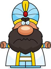 Angry Cartoon Sultan