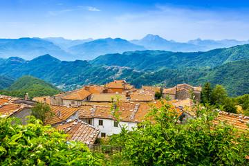 Montefegatesi #1, Lucca, Toskana, Italien