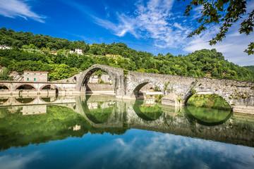 Ponte della Maddalena #2, Toscany, Italy