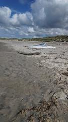 Surfboard left behind