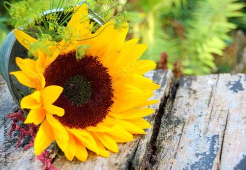 Tischdeko Mit Sonnenblumen Stockfotos Und Lizenzfreie Bilder Auf