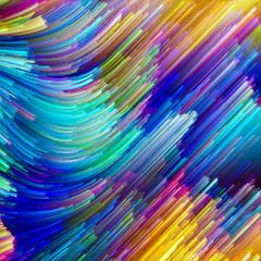 Evolving Painter Palette