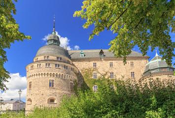 Wasserschloss Örebro