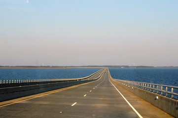 Virginia Dare Memorial Bridge Outer Banks