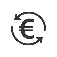 Euro Transaction Icon