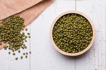 Assortment of Beans - Mung Bean