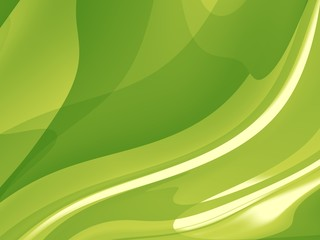 Green abstract fractal background with a dynamic pattern. For stationery prints, various creative designs, banners, templates, layouts, skins. Use in advertising, in programs, books, websites etc