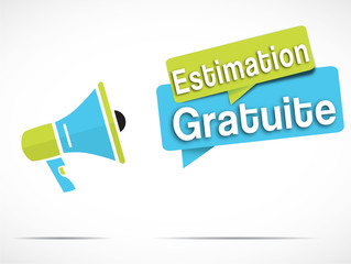 mégaphone : Estimation gratuite