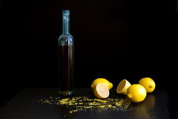 Olive Oil & Lemons