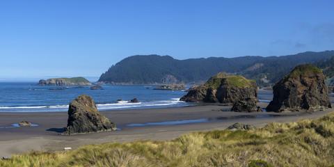 Northwest Pacific coastline - Oregon