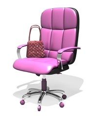 executive chair gender