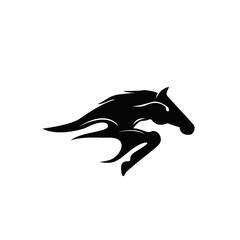run fire horse