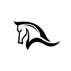 horse sport logo
