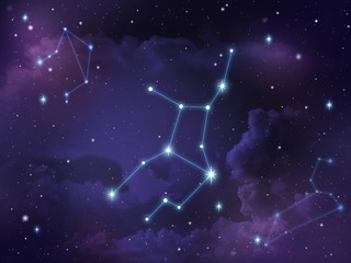 Virgo constellation star Zodiac