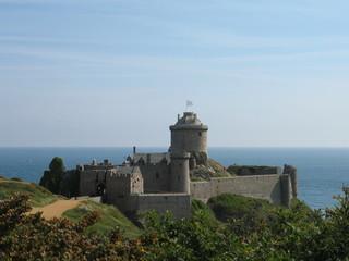Fort La Latte, Bretagna. Francia