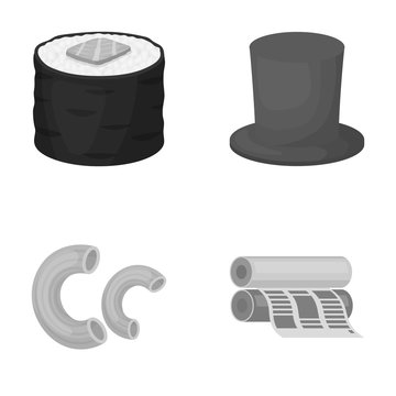 business, trade, entertainment and other web icon in monochrome style.machine, printing, production icons in set collection.