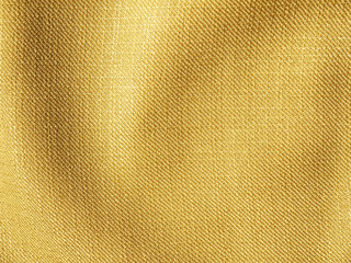 crumpled gold fabric cloth texture