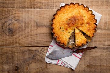 Ricotta cheese cake