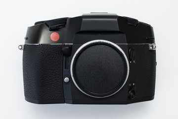 Professional 35mm film SLR made in Germany