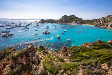 Cala Corsara, Sardinia island, Italy