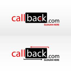Callback Logotype Design