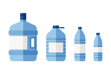 Bottles for water
