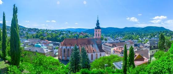 Baden-Baden, Bade-Wurtemberg, Allemagne Fototapete