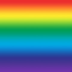 Vibrant rainbow colored background