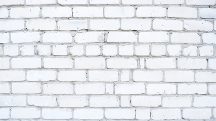 Brick wall background white, gray, translucent for text and labels.