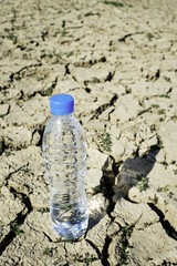 Global Warming Water Bottle