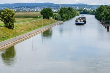 Main-Donau-Kanal bei Forchheim