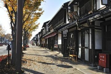 滋賀県彦根市キャッスルロード