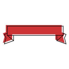 decorative ribbon icon