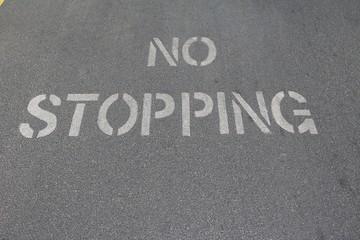 NO STOPPING, Australia